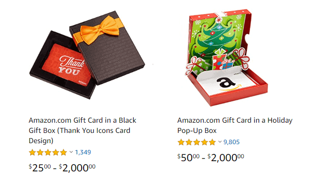 can i send my amazon gift card to someone else
