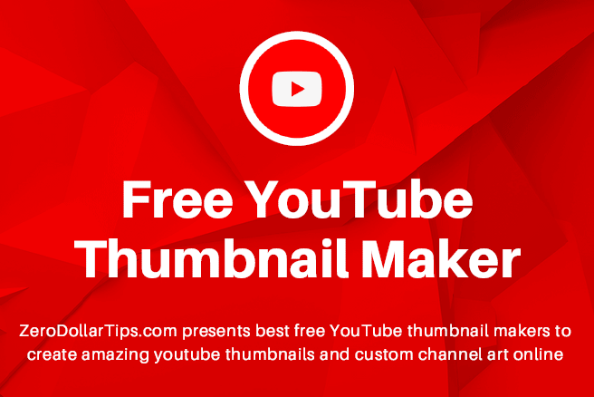 16 Best Free Online Youtube Thumbnail Maker To Use In 2020