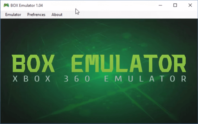 xbox 360 emulator for pc windows 10