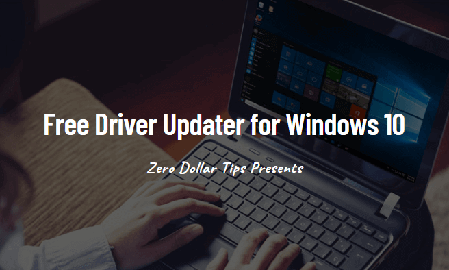 driver updater software for windows 10