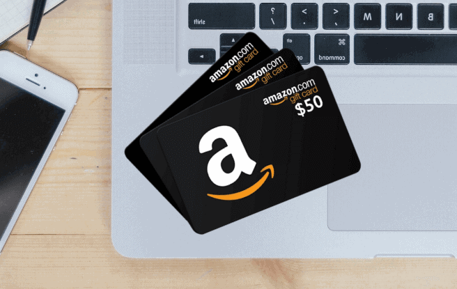 how to send an amazon gift card