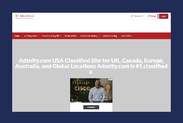 free ads for websites