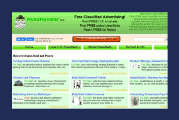 free classified ads global