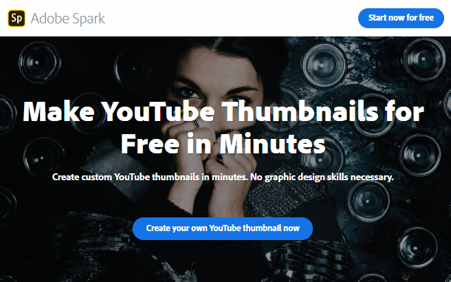 free youtube thumbnail maker online