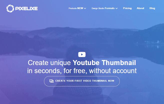 youtube thumbnail creator online