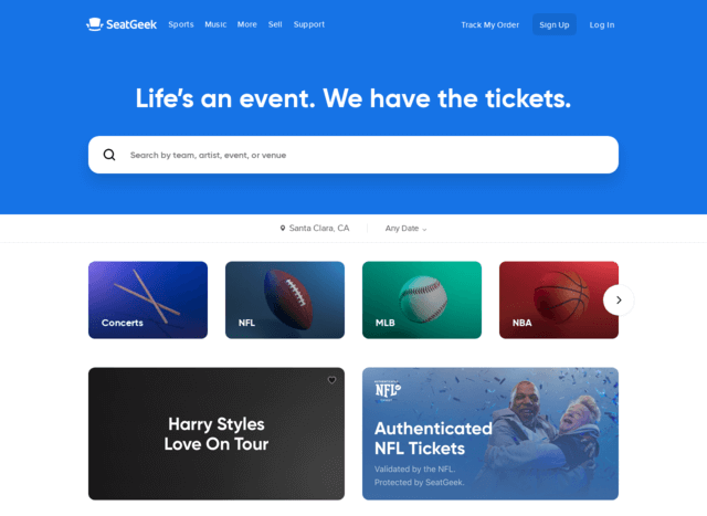 best ticket resale website