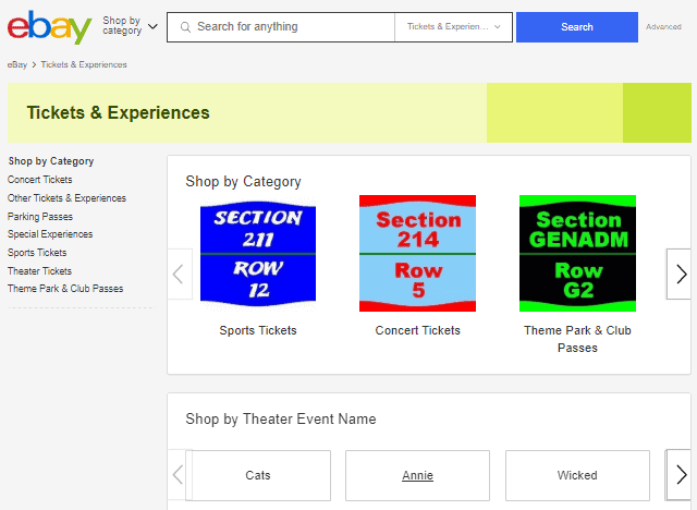 what is the best ticket resale site