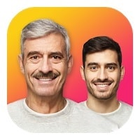 app that makes you look older and younger