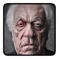 facial aging app